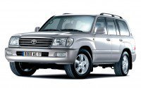 Тюнинг Toyota Land Cruiser 100 98-07