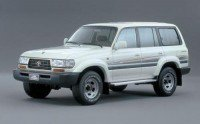 Тюнинг Toyota Land Cruiser 80(1989 - 2008)