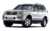 Тюнинг Toyota Land Cruiser Prado 120 02-09