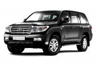 Тюнинг Toyota Land Cruiser 200 07-