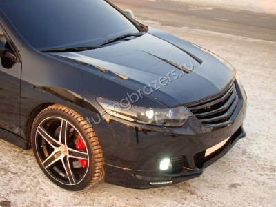 Капот Agressive Air для Honda Accord 8