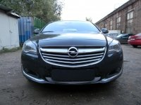 Защита радиатора для Opel Insignia 2014- chrome