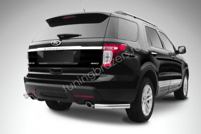 Уголки d76 FORD EXPLORER (2012)