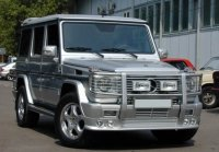 "Расширители арок ""Brabus"" для Mercedes G-klass (W463)"