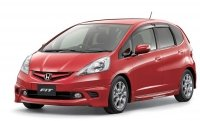 Обвес Modulo для Honda Jazz (Fit) 08-