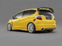 Пороги Mugen для Honda Jazz (Fit) 08-