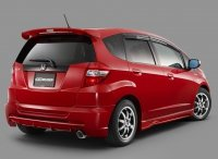 Спойлер Mugen для Honda Jazz (Fit) 08-