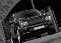 Решетка радиатора Discovery 4 KAHN Style для Land Rover Discovery 4