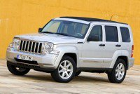 Тюнинг Jeep Cherokee Limited (2007 - н.в.)