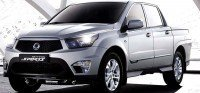Тюнинг SsangYong Actyon Sports