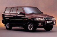 Тюнинг Ssangyong Musso