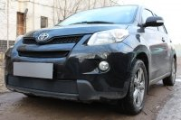 Защита радиатора для Toyota Urban Cruiser 2009-  black низ