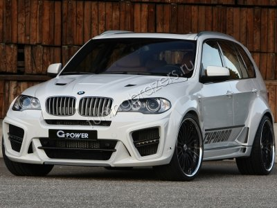 Обвес «G-Power Typhoon» для BMW X5 E70